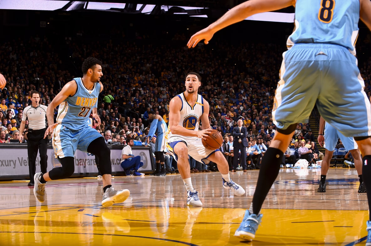 nuggets golden state