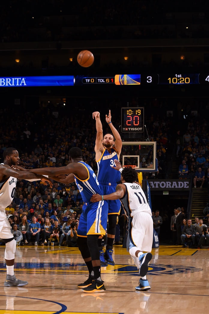 Warriors Grind Out Win Over Grizzlies | Golden State Warriors