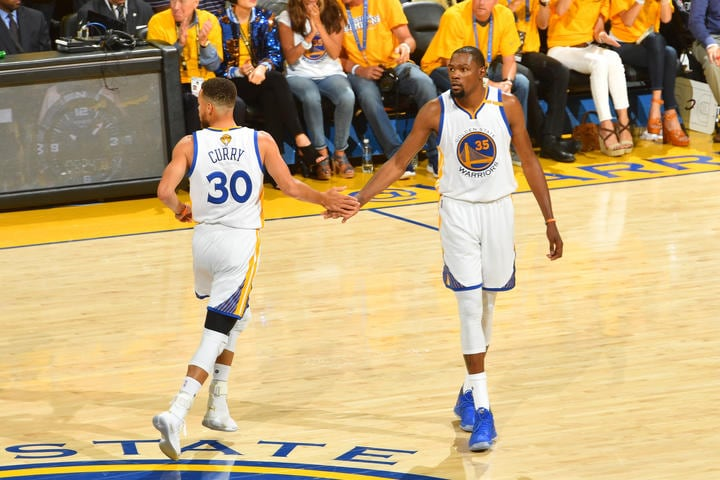 Dubs Deliver in Game 1 Victory | Golden State Warriors