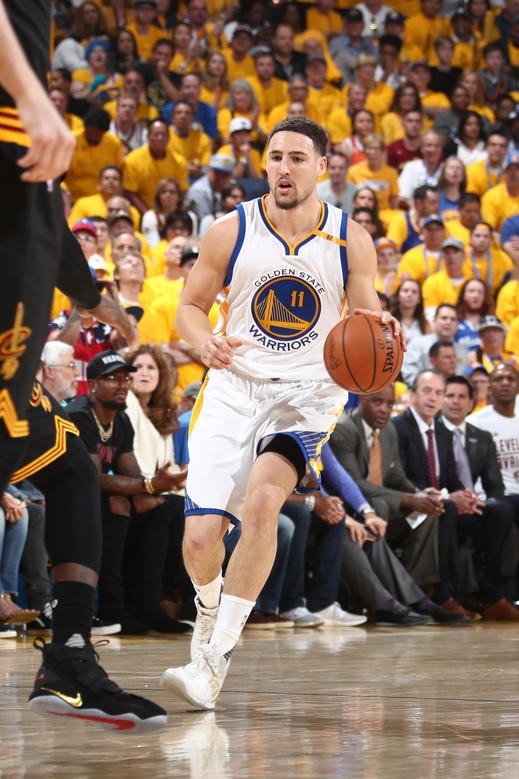 Dubs' Dynamic Duo Leads Warriors to Game 2 Victory   Golden State Warriors