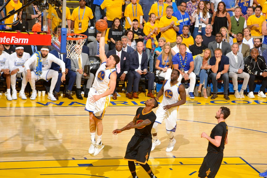 Dubs' Dynamic Duo Leads Warriors to Game 2 Victory ...