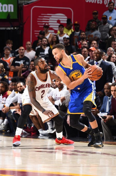 2017 NBA Finals - Game Four