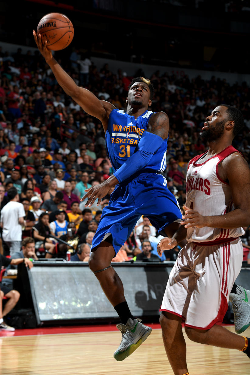 2017 Las Vegas Summer League - Golden State Warriors v Cleveland Cavaliers