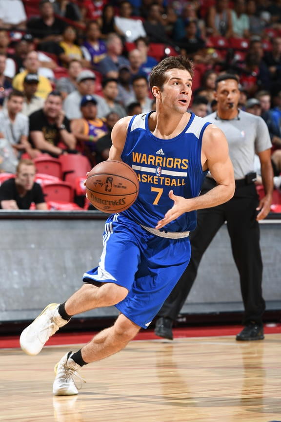 2017 Las Vegas Summer League - Golden State Warriors v LA Clippers