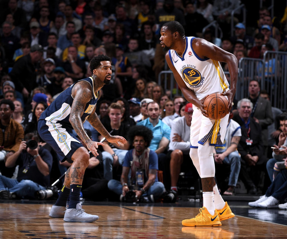Nuggets Warriors Tiebreaker: Warriors Defeat Nuggets To Complete Undefeated Road Trip