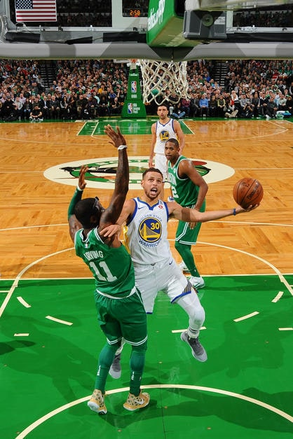Photos: Warriors at Celtics - 11/16/17 | Golden State Warriors