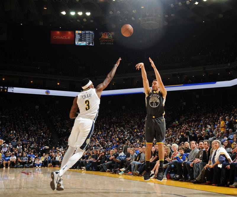 Warriors Go Cold In Loss To Nuggets