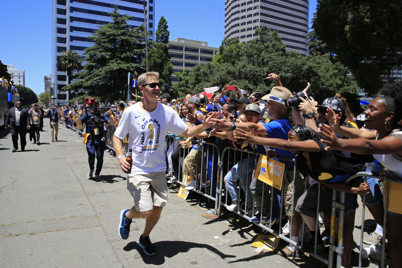 Top Moments of the 2018 Warriors Parade | Golden State Warriors