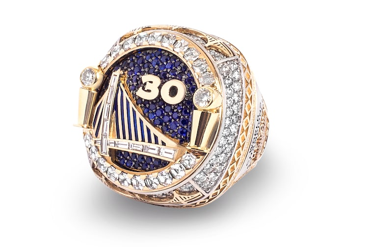 2018 NBA Championship Rings, Presented by Jason of Beverly Hills