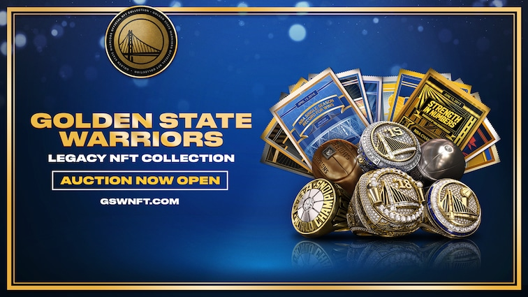 Warriors Announce Legacy NFT Collection