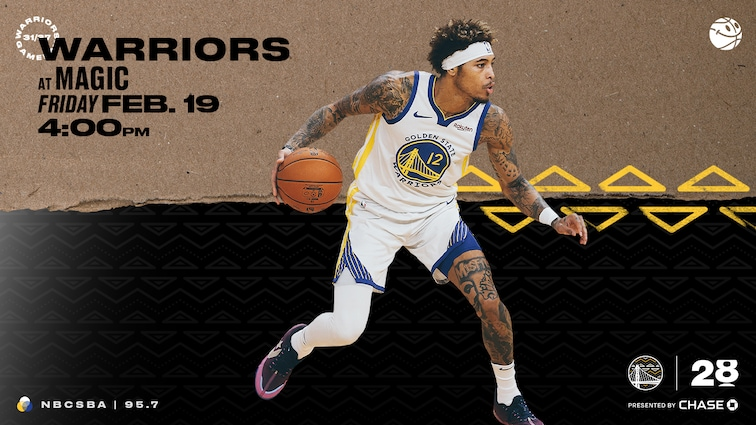 Game Preview Warriors Vs Magic 2 19 21 Golden State Warriors