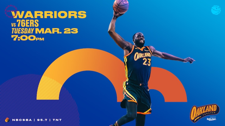 Game Preview Warriors Vs 76ers 3 23 21 Golden State Warriors