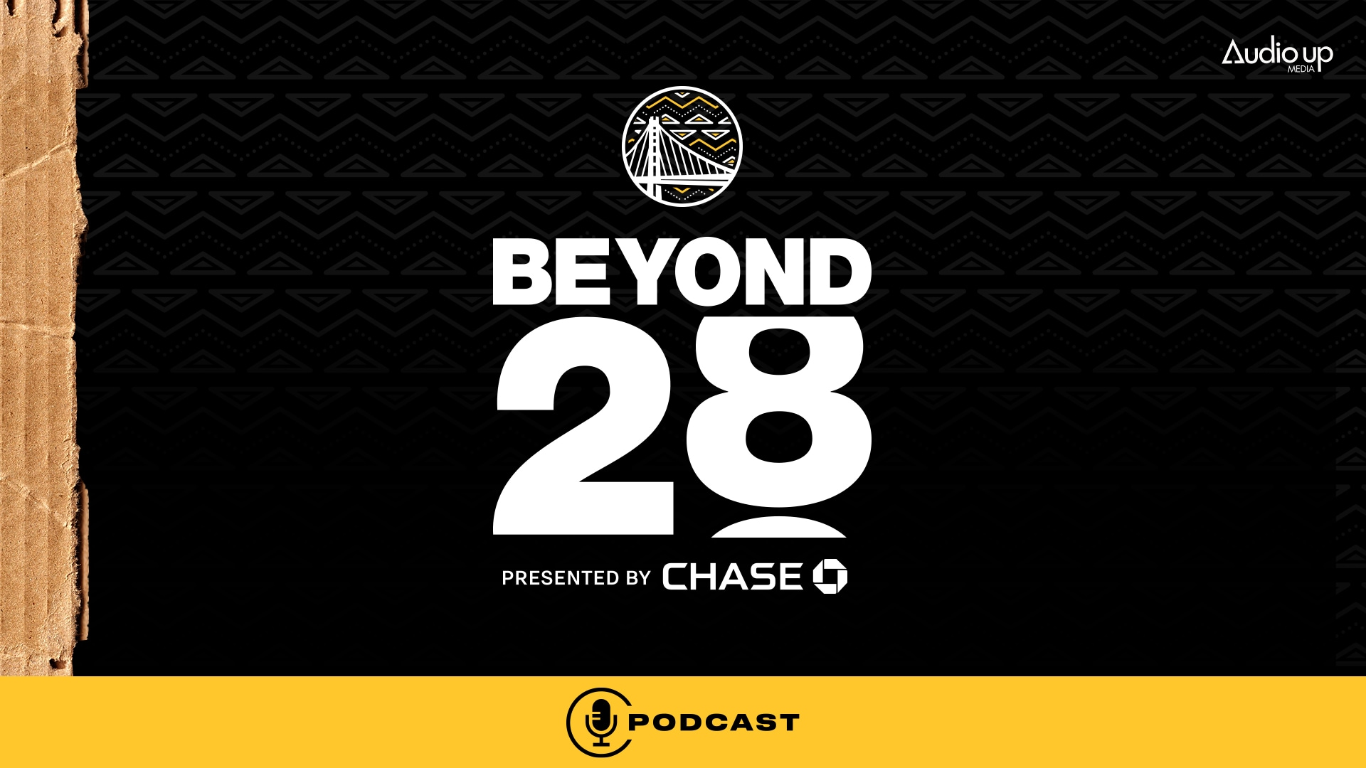 Warriors and Chase Launch Beyond28 Podcast
