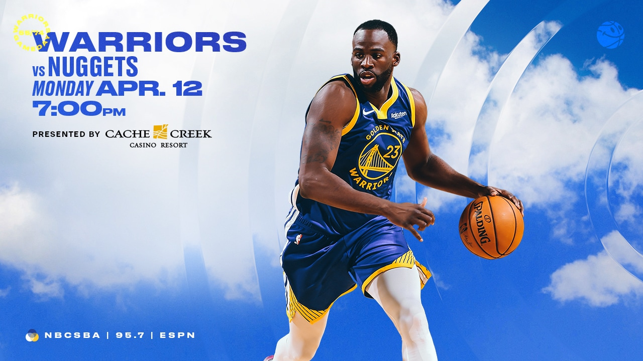 Game Preview: Warriors vs. Nuggets - 41221