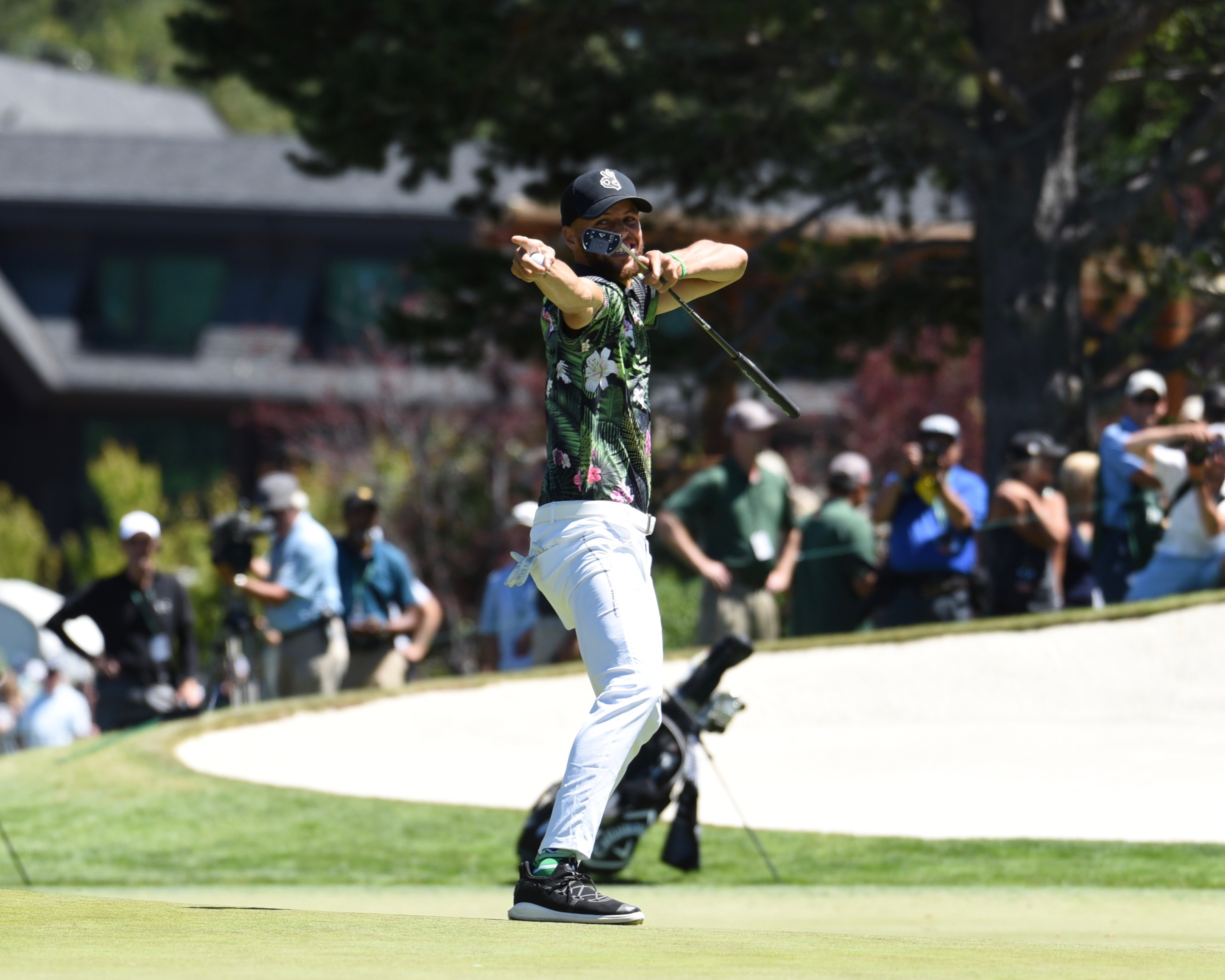 Steph Finishes Seventh in Lake Tahoe, Wins Annual Bet
