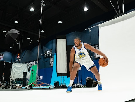 Photos: Behind the Scenes of Media Day