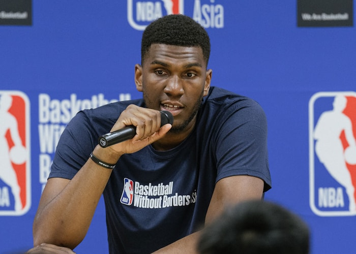 Kevon Looney?s Time in Tokyo ?a Lot of Fun? | Golden State Warriors