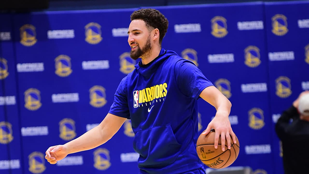 Klay Thompson Injury Update | Golden State Warriors