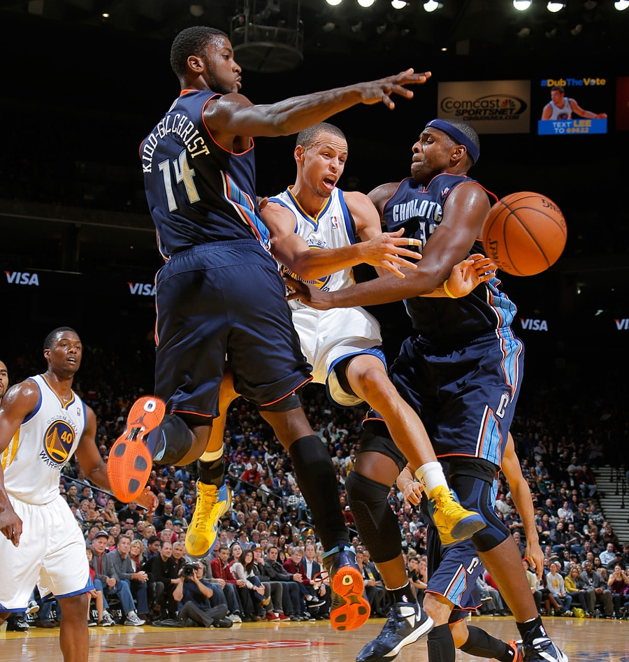 Warriors New Stadium Season Tickets: Warriors-Bobcats Recap - 12/21/12
