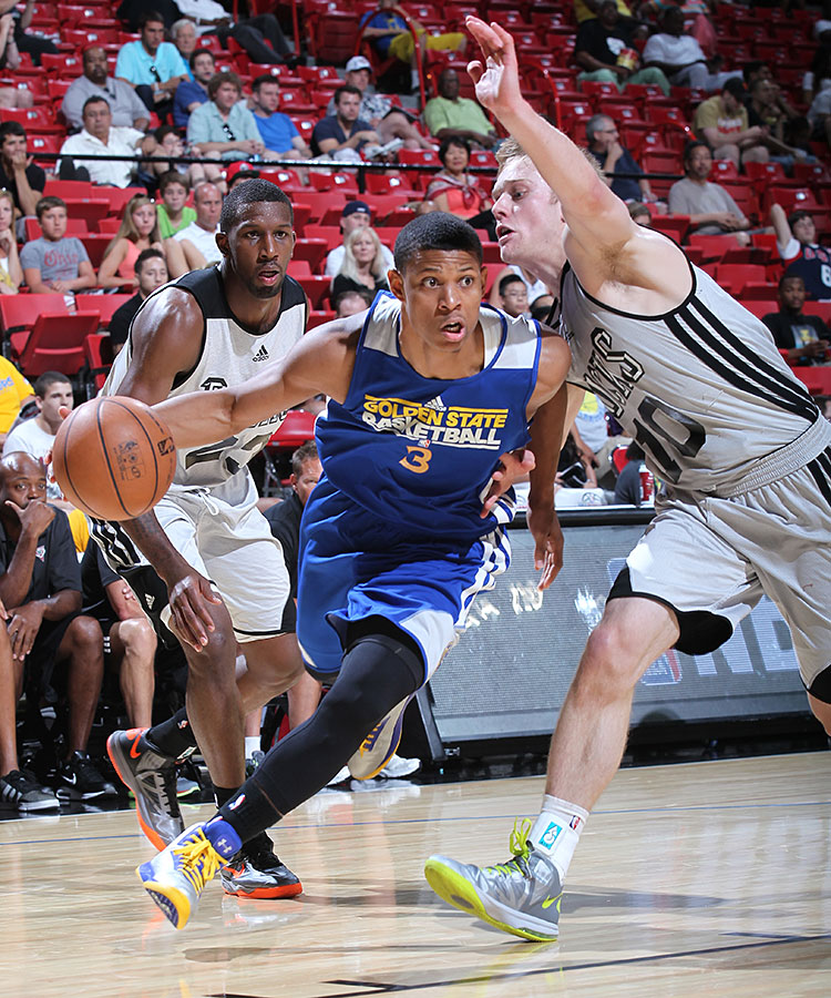 Warriors New Stadium Season Tickets: Summer League: Warriors Vs. Bucks - 7/16/13