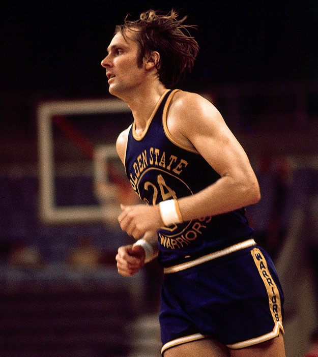 Warriors Youth Basketball Camp: Classic Warriors: Rick Barry