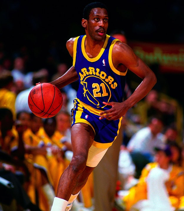 Classic Warriors: Sleepy Floyd | Golden State Warriors