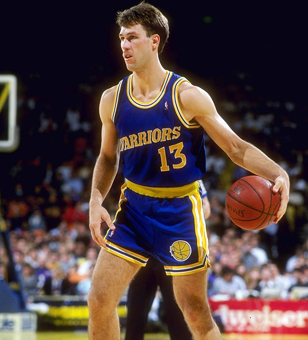 Classic Warriors: Sarunas Marciulionis | Golden State Warriors
