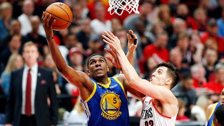 huge selection of 533f6 f1d3f Keep Building: The Story of Kevon Looney | Golden State Warriors