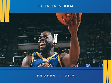 Game Preview: Warriors at Grizzlies - 11/19/19