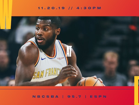 Game Preview: Warriors at Mavericks - 11/20/19