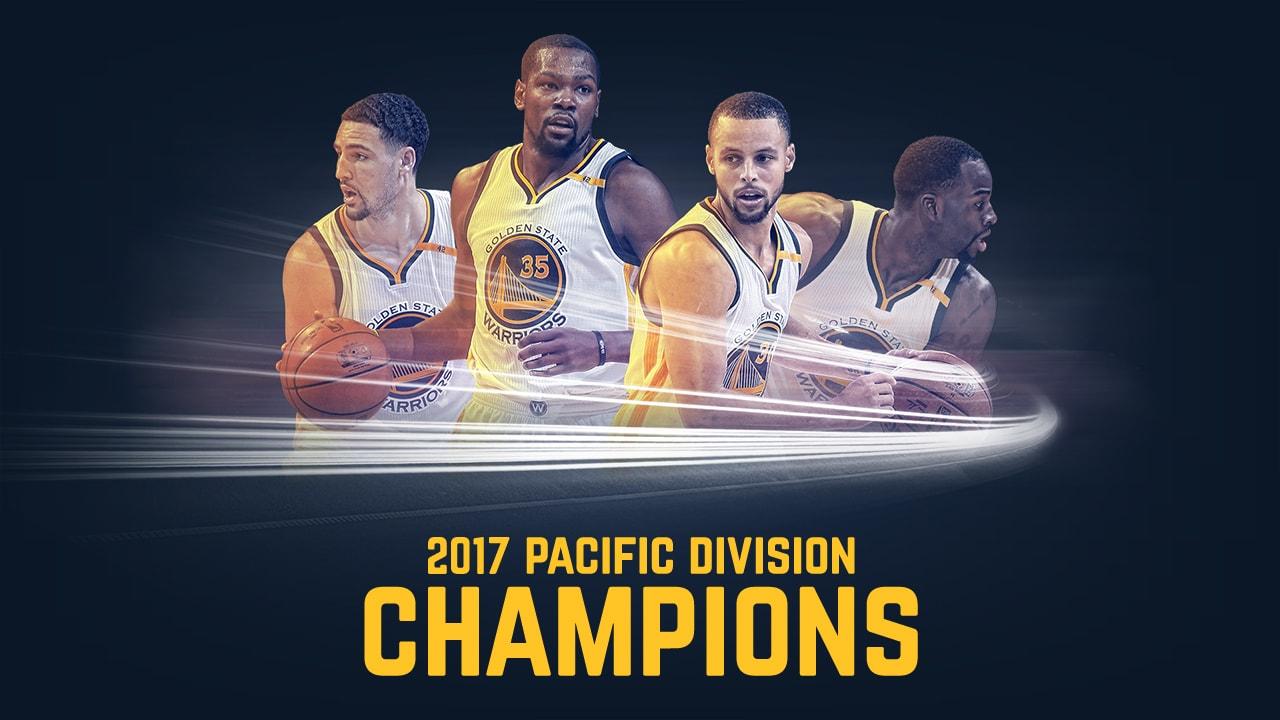 Warriors Clinch Pacific Division Title | Golden State Warriors