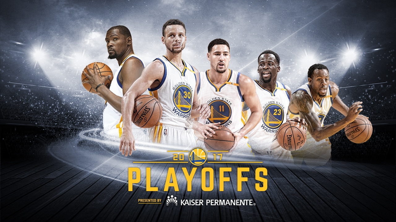 Warriors Single Game Tickets for Games 1 2 and 5 of the 2017 Western Conference Semifinals Available During Exclusive Presale Events This Week