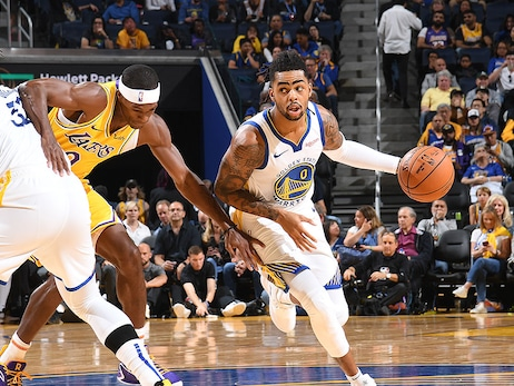 Dubs Wrap-up Preseason Friday Night at Chase Center