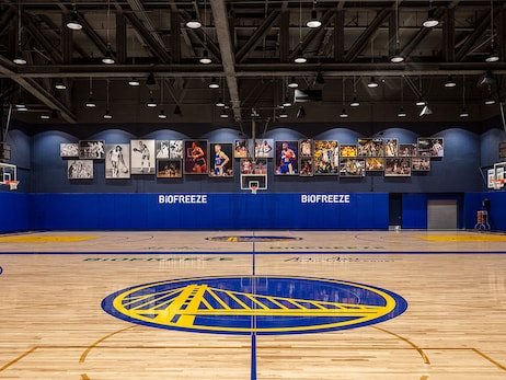 The Golden State Warriors Announce the Biofreeze Performance Center