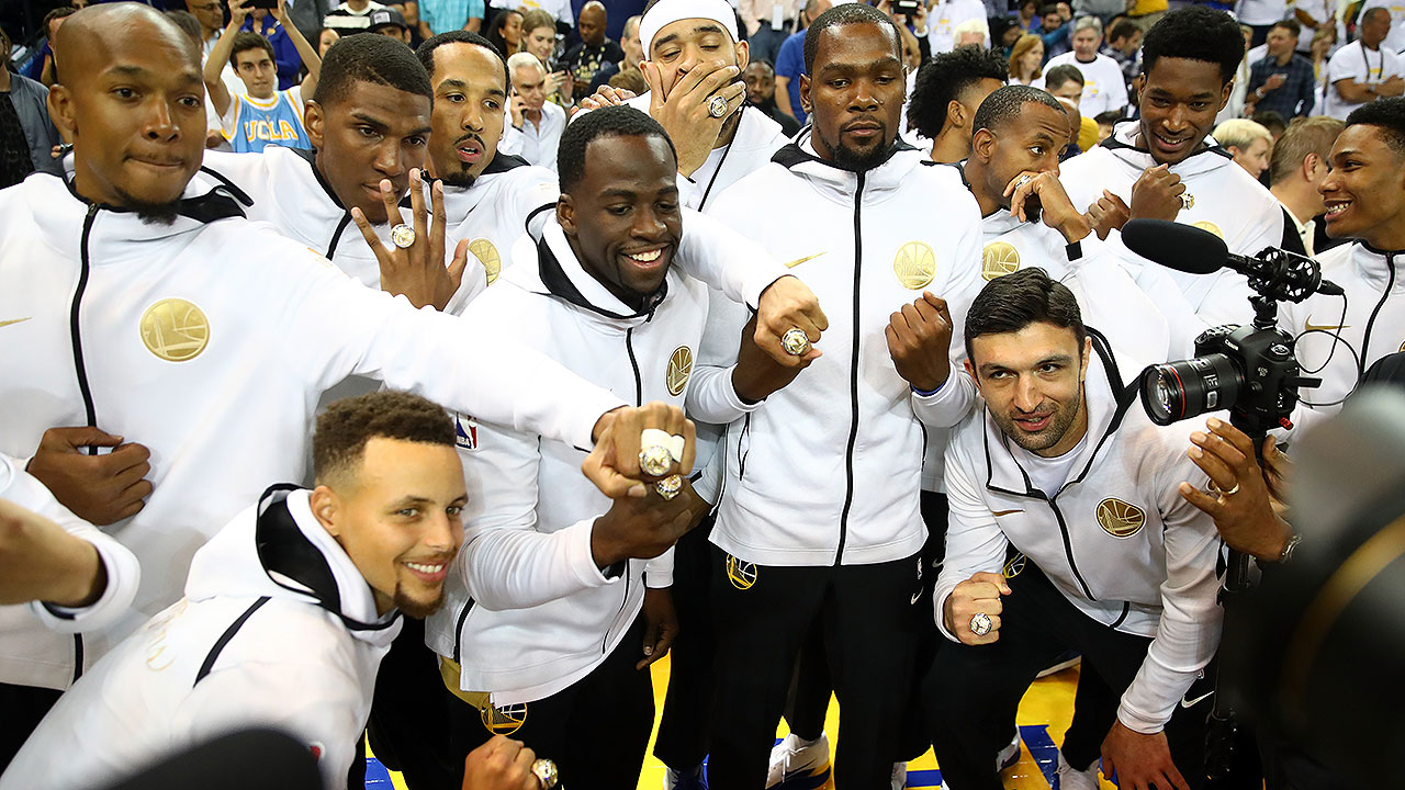 Championship Ring Hidden Gems: 2017 Edition | Golden State ...