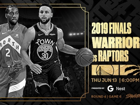 Warriors Announce Ticket On-Sale Information for Game 6 of the 2019 NBA Finals