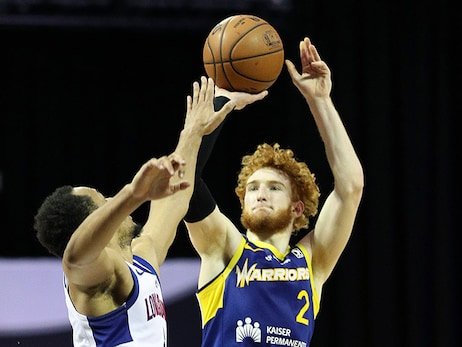Take Five: Santa Cruz Warriors in Orlando