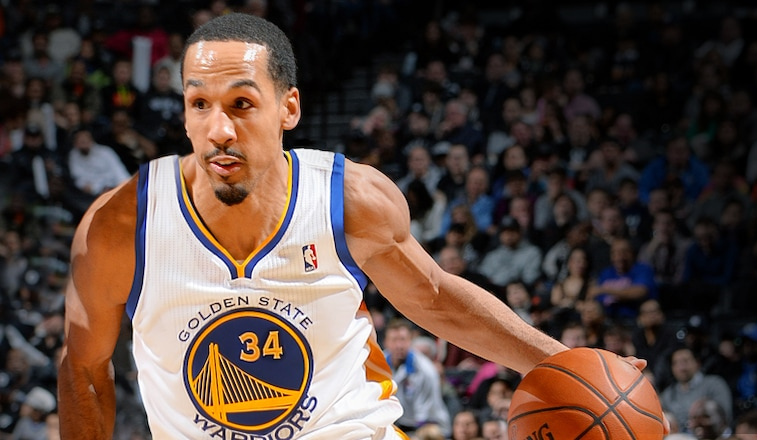 Warriors Sign Free Agent Shaun Livingston To Contract