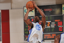 NBA Summer League: Warriors vs. Hawks - 7/16/14