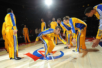Warriors-Clippers Recap Photos - 1/22/11