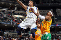 Warriors-Grizzlies Recap Photos - 2/18/12