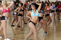 2011-12 Warrior Girl Auditions