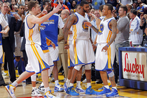 2010-11 Warriors: Photos Of The Year
