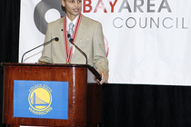 Stephen Curry Gold Medal Reception - 11/16/10