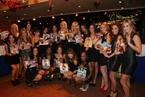 Warrior Girls 2014 Calendar Release Party  - 1