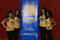Step Up Your Game Warrior Girls Dance Clinics, Presented by