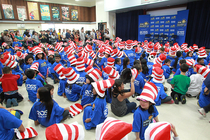 RTA Read Across America Rally Presented by Ross Dress for Le