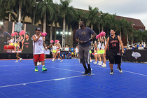 Draymond Green Visits China: Summer 2014