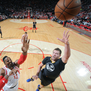 Warriors at Rockets - 1/17/15