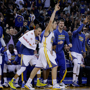 Warriors 117 - Pacers 105